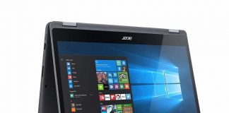 Acer Aspire 15 Inch 2 in 1 Laptop