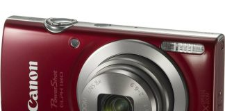 Canon PowerShot Elph 180 Digital Camera Review