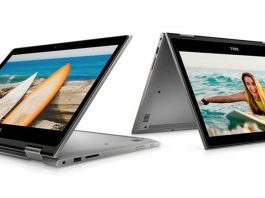 Dell Inspiron 13 5000 2 in 1 13.3 Inch Full HD Touchscreen