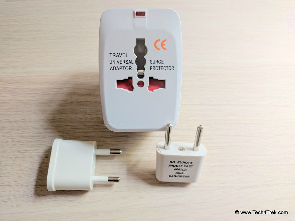 Electric Adaptors and Converters