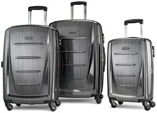 Samsonite Winfield Hardside 20 Inch Luggage Review