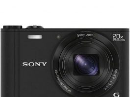 Sony DSCWX220 B 18.2 MP Digital Camera